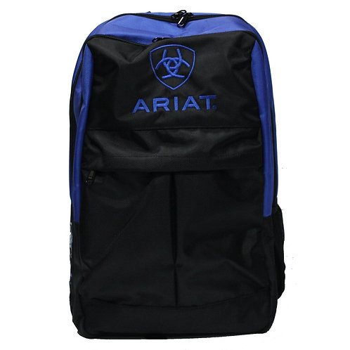 ARIAT BACK PACK - COBALT/BLACK