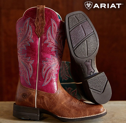 LADIES ARIAT WEST BOUND BOOTS