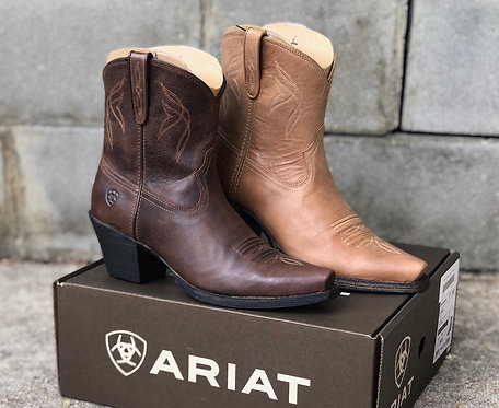 LADIES ARIAT LOVELY BOOTS