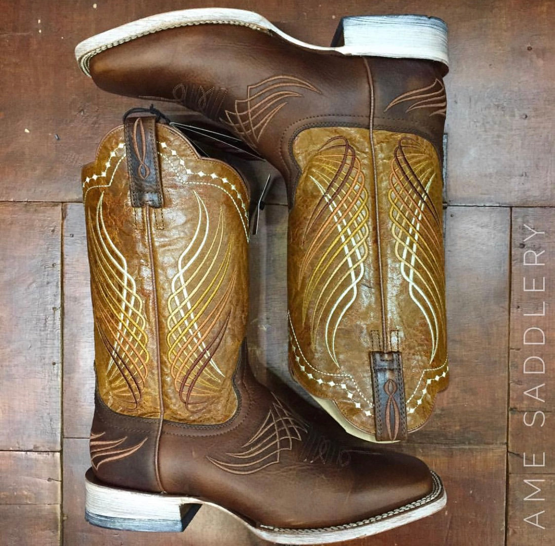 deac35a823a MENS ARIAT MECATE BOOT