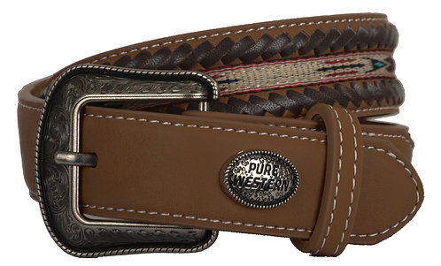 KIDS  PURE WESTERN JASON BELT