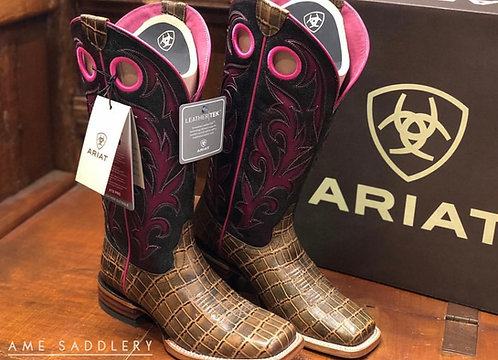 LADIES ARIAT CHUTE OUT BOOTS