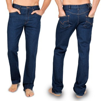 MENS PURE WESTERN COWBOY EAZY JEANS
