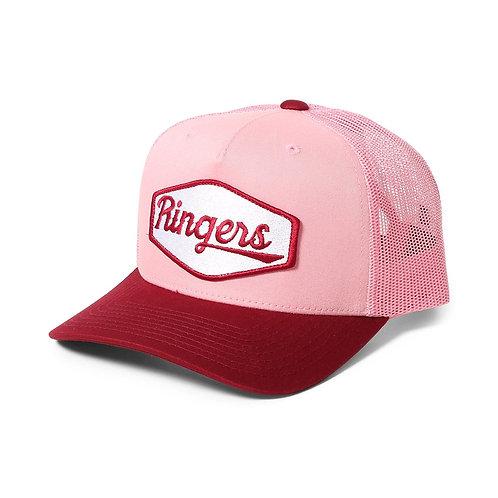 KIDS RINGERS WESTERNMilkshake Trucker Cap 55cm - Light Pink