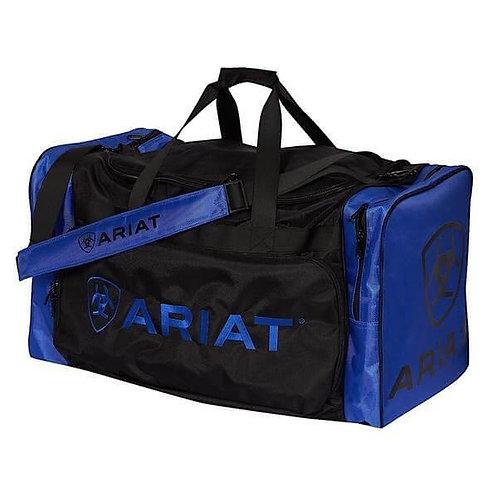 JNR ARIAT GEAR BAG- COBALT BLUE / BLACK