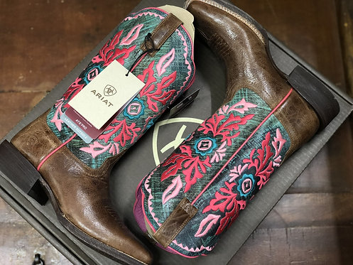 LADIES ARIAT WESTERN MAGNOLIA BOOTS