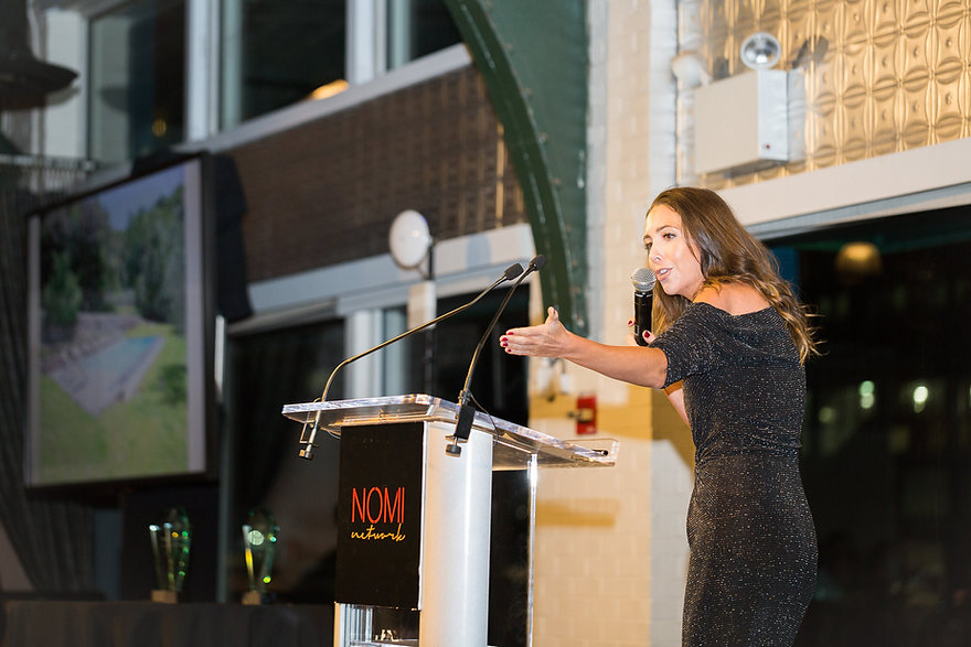 Nomi Network 2017 Gala I Believe-Nomi Ne