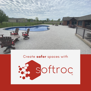 Pool Safety with Softroc