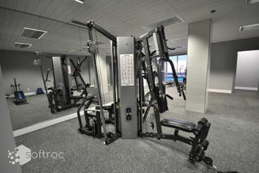 Softroc® Indoor Gym