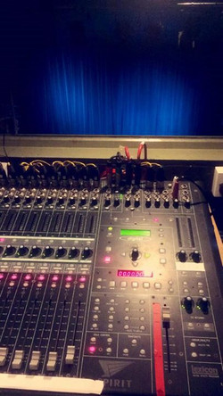 Comedy Teahouse - Live Sound