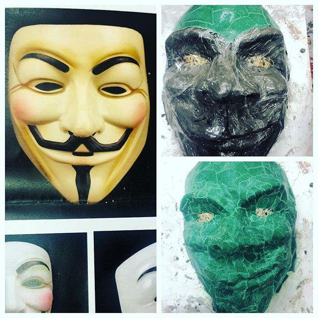 Mask Making - 2015