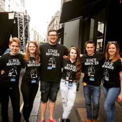 Stage Management Team for Pride 2016