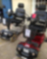 Pictue of Mobillity Scooters for rent in Albir Albirnt