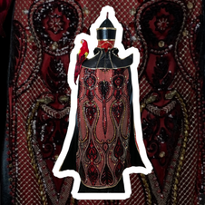 Jafar Costume Hand Beaded