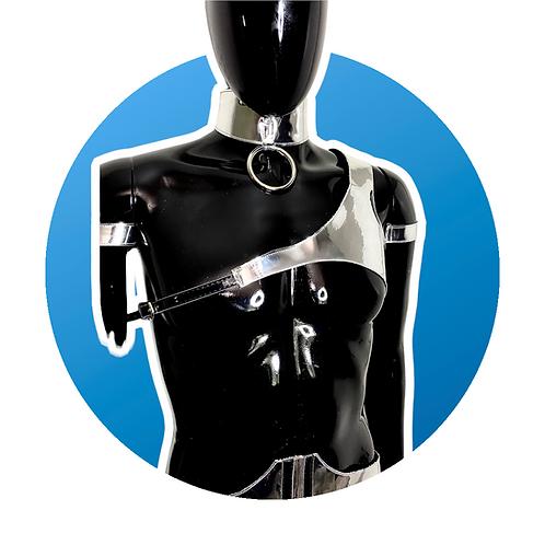 Metallic Chrome Side Harness