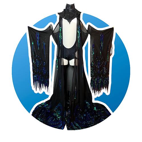 Maleficent Cloak