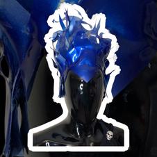 Hades Light-up headpiece
