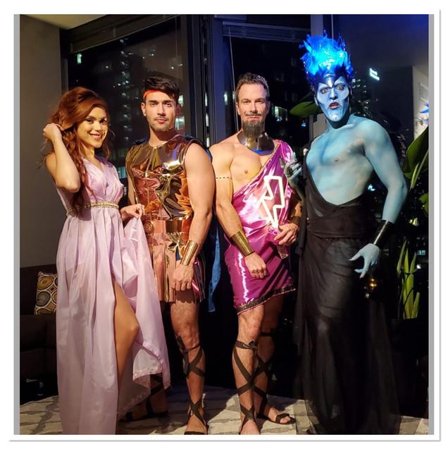 Hercules Characters