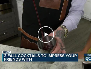 Fall Cocktails to Impress Your Friends!