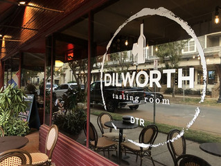 The Best Not-So-Kept Secret in Charlotte? Dilworth Tasting Room's Patio.