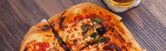 B-FLATS (flatbread pizzas)