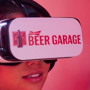 2016 SXSW Budweiser Beer Garage