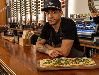 On the Line: Chef Jonathan Shuler