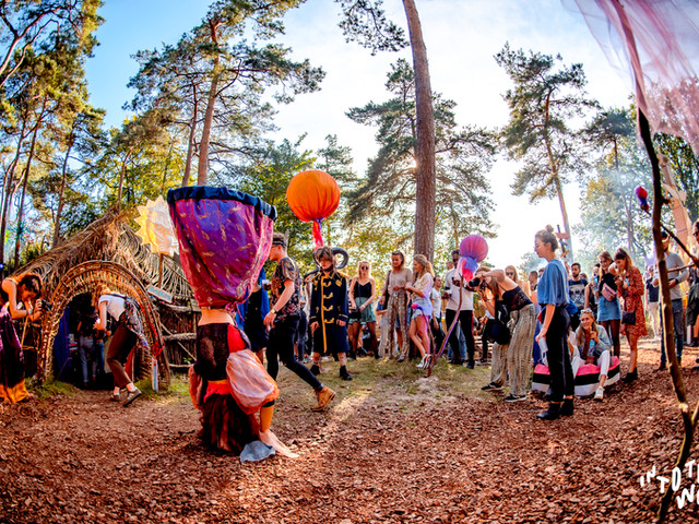 Into the Woods Festival 2019
