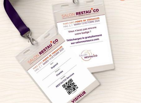 Salon Restau'Co, l'événement des professionnels de la Restauration Collective
