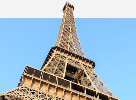 X-GIL est sur la Tour Eiffel