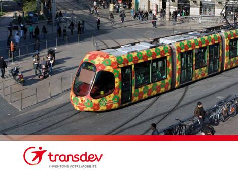 Transdev, l'un des leaders mondiaux des transports publics