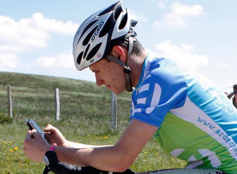 L'application mobile Mon Ardéchoise