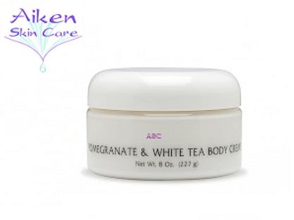 Pomegranate & White Tea Body Creme
