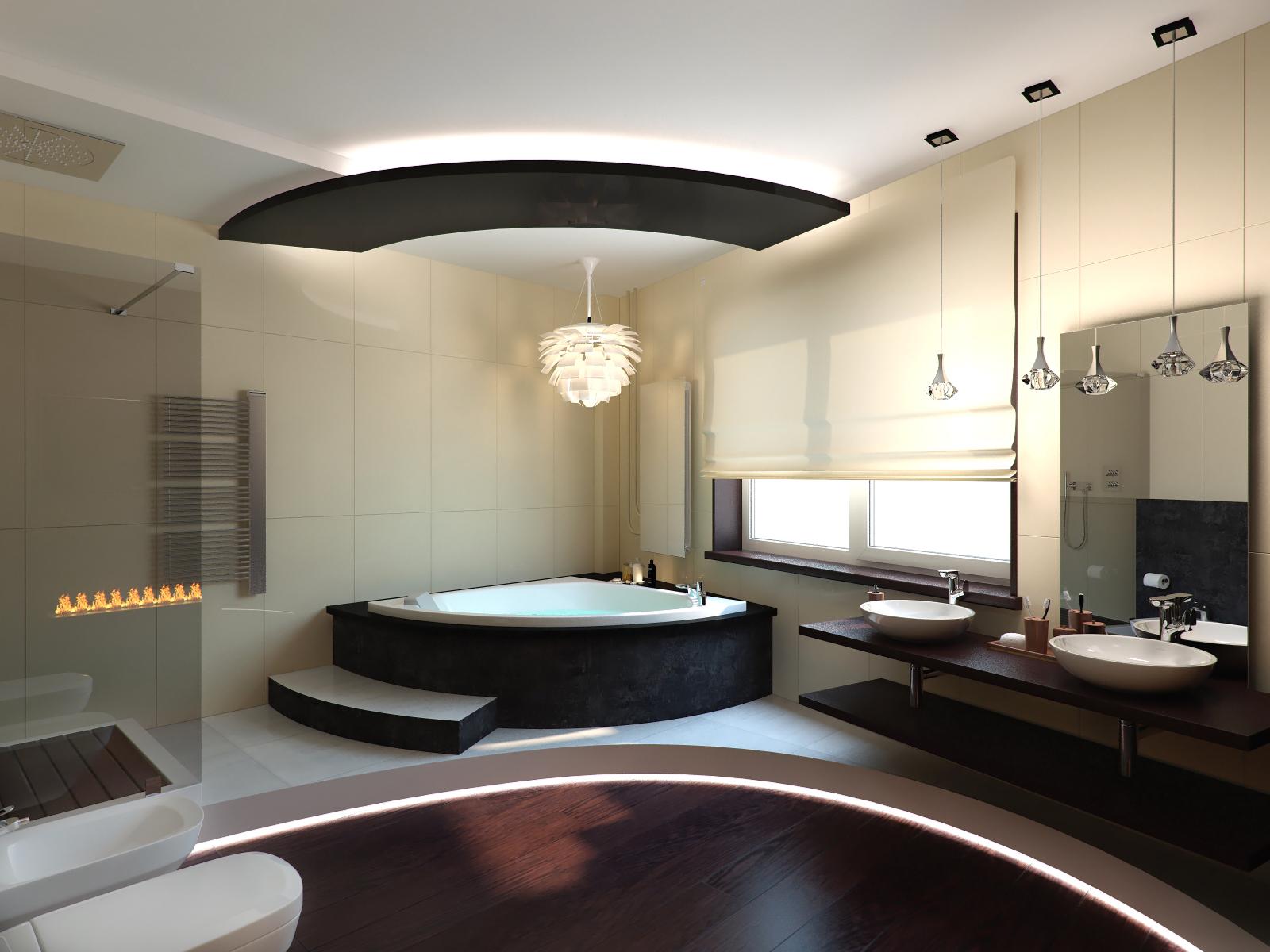 Дизайн интерьера в современном стиле