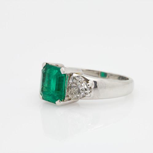 Gateshead emerald rings for sale grosvenor jewellers antique emerald diamond ring for sale uk aloadofball Gallery