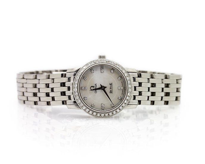 Omega De Ville Ladies Watch view 1