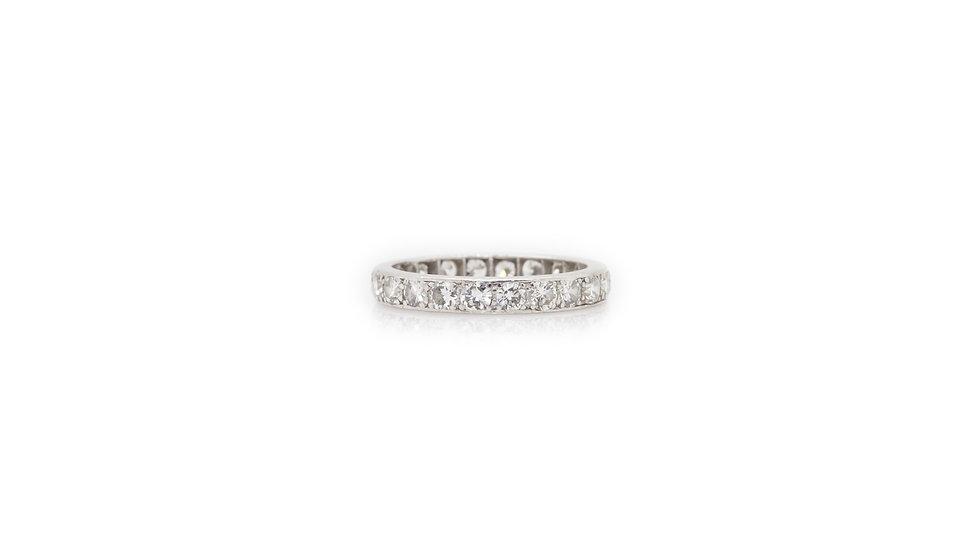 Diamond Eternity 1.05ct Ring