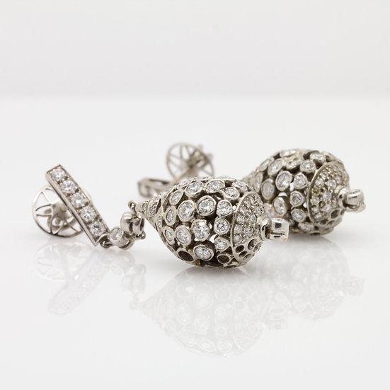Unique Diamond Earrings