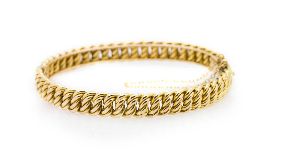 15 Carat Gold Bangle