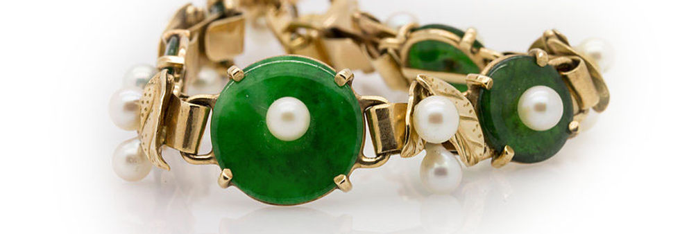 Grsovenor Jewelllers Jade Stone Collection