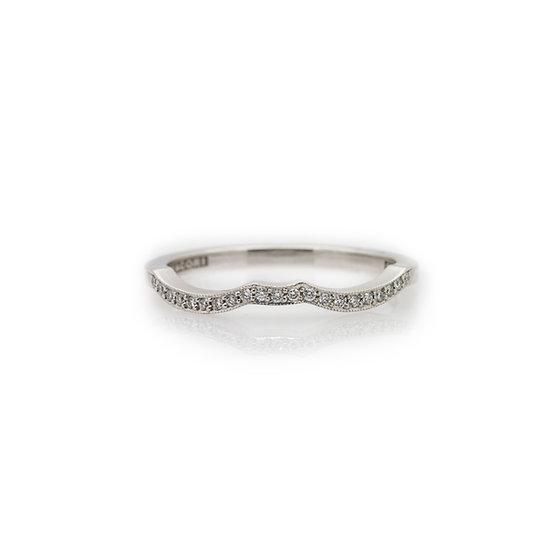 Tacori Contour Diamond Band Ring