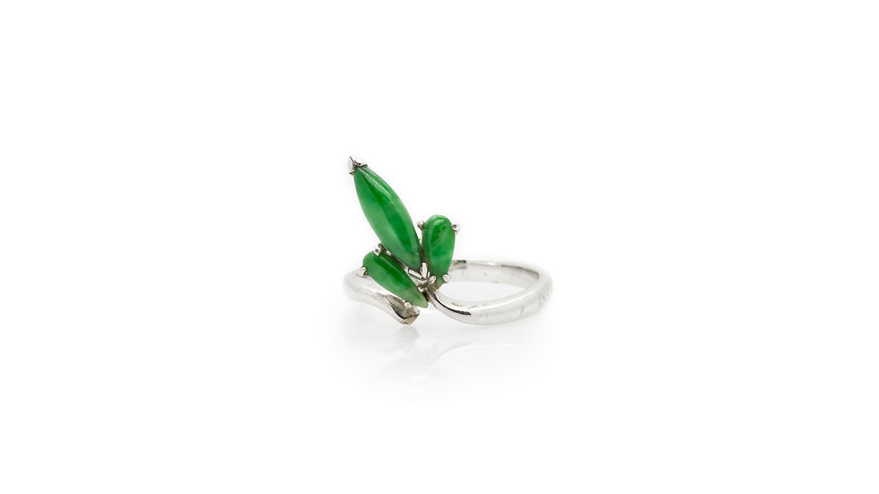 Jade Fashion Ring