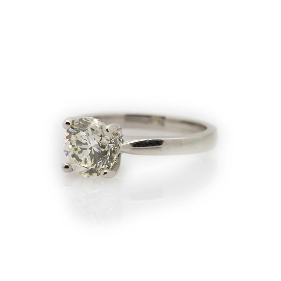 2ct Diamond Solitaire view 1