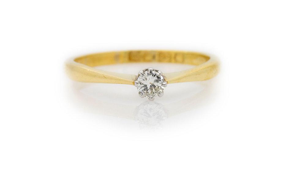 22 Carat Diamond Solitaire