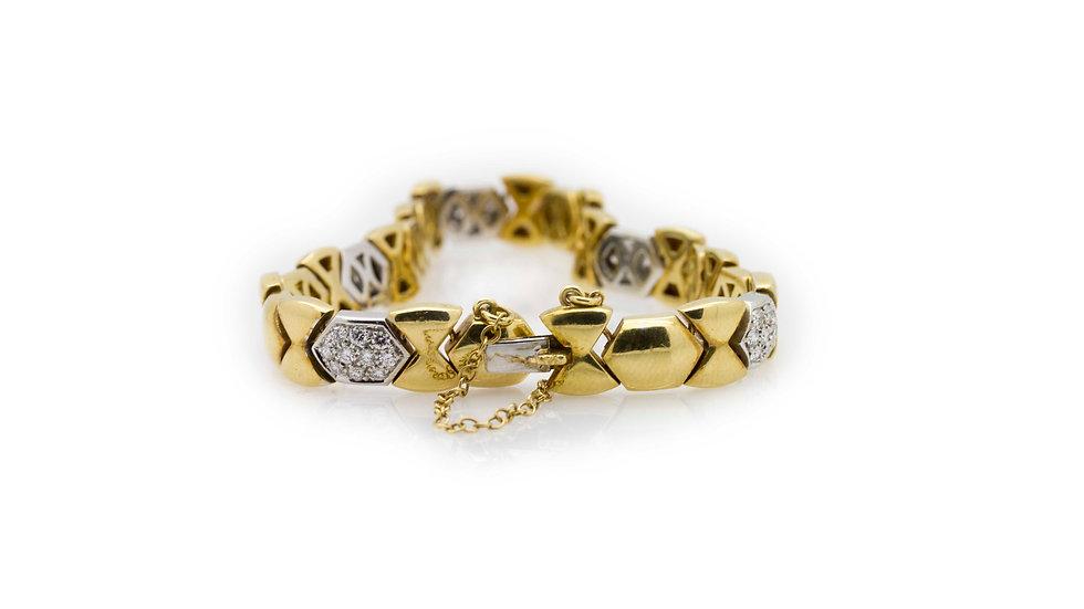 1.50ct Diamond Bracelet view 1