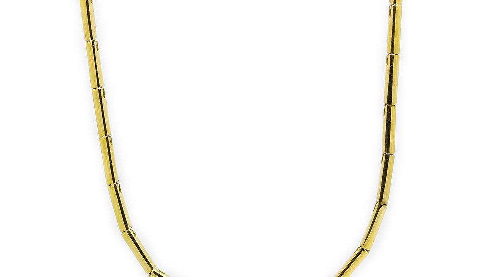 Diamond Solitaire Necklace view 1