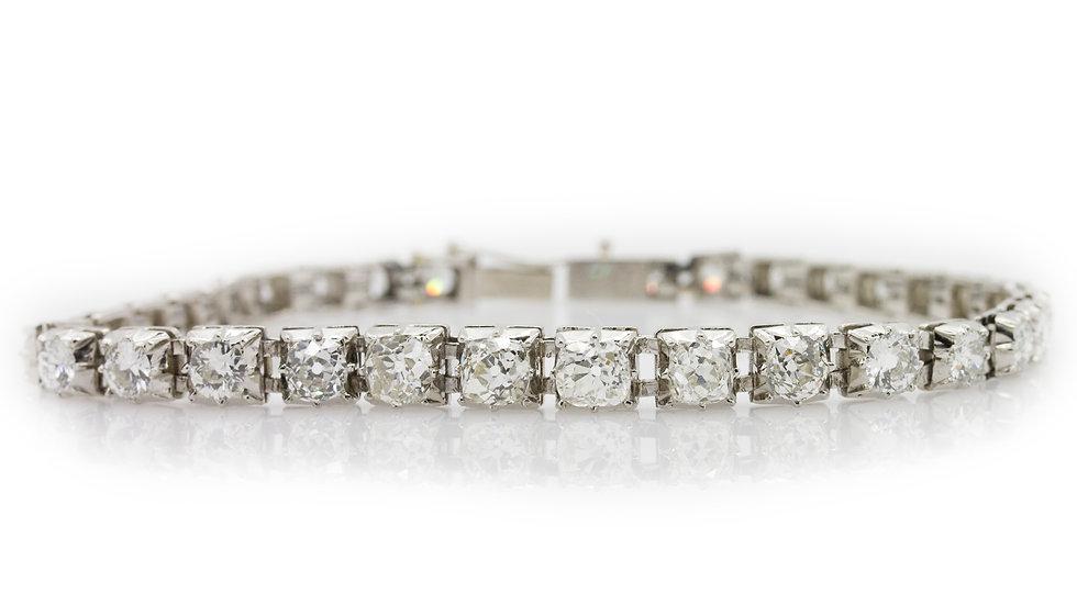5 Carat Diamond Tennis Bracelet