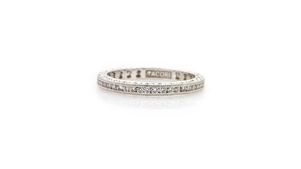 Tacori Diamond Eternity Ring