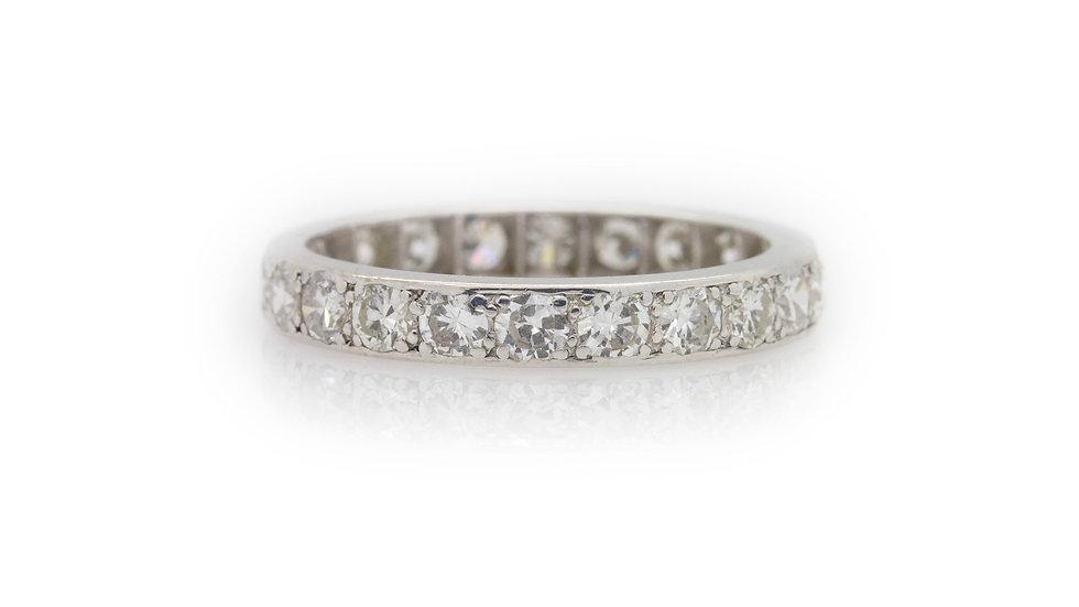1 Carat Diamond Eternity Ring