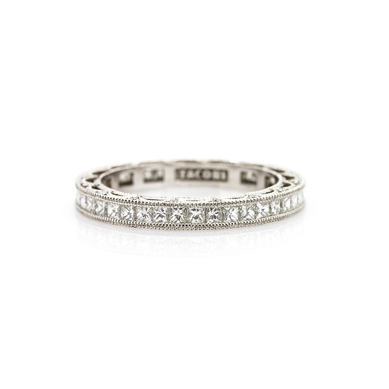 Tacori Princess Eternity Ring view 1